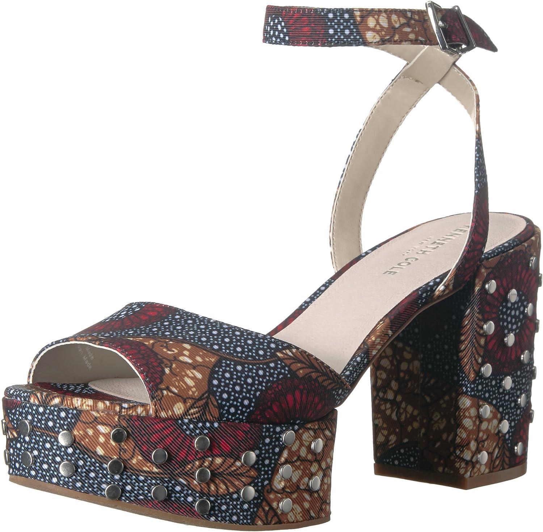 Kenneth Outlet favorite sale feature Cole New York Women's Platform Dress Pheonix Stud Sandal