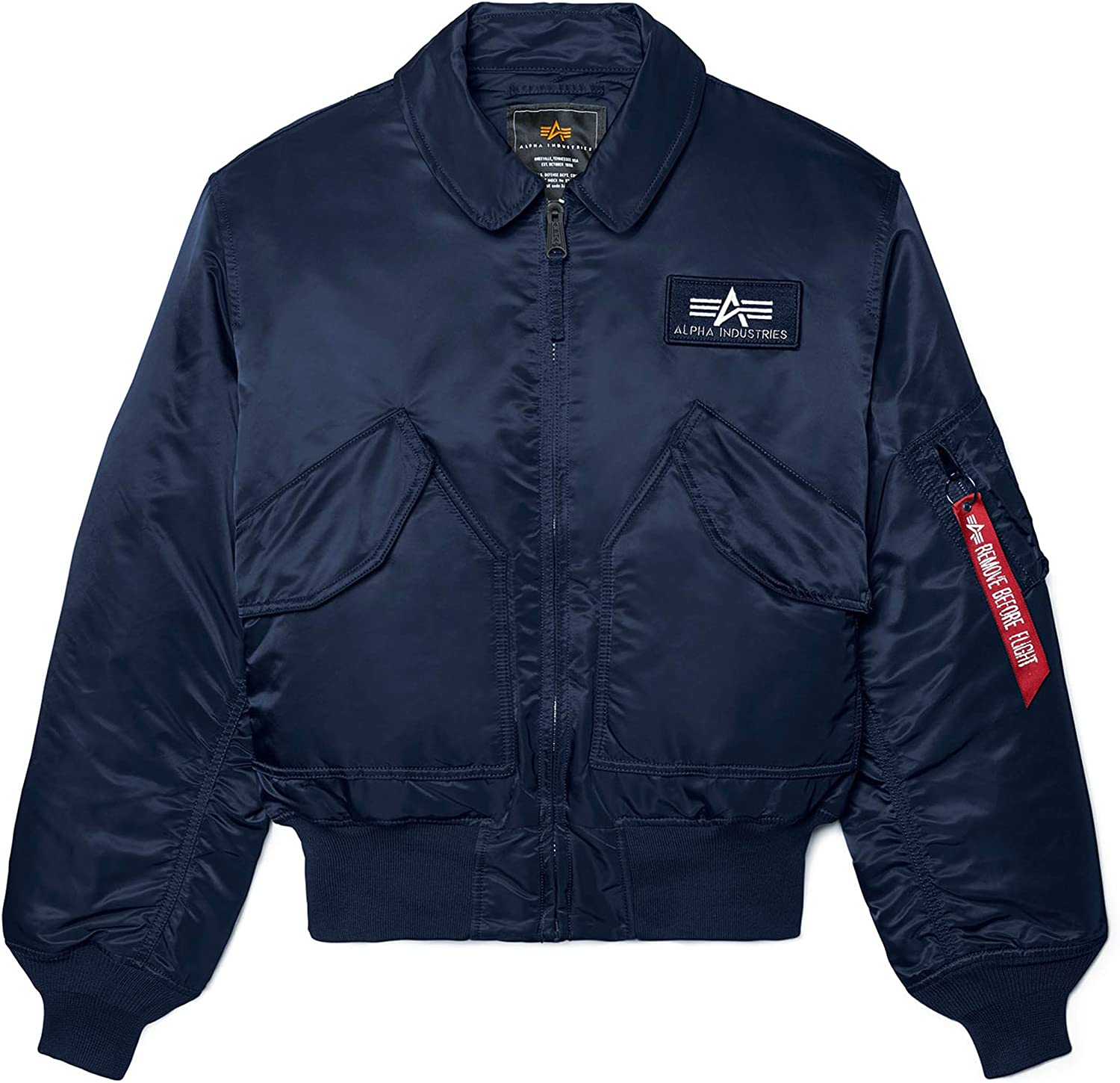 Alpha Industries Same day shipping Now free shipping Men's CWU Flight 45 P Jacket