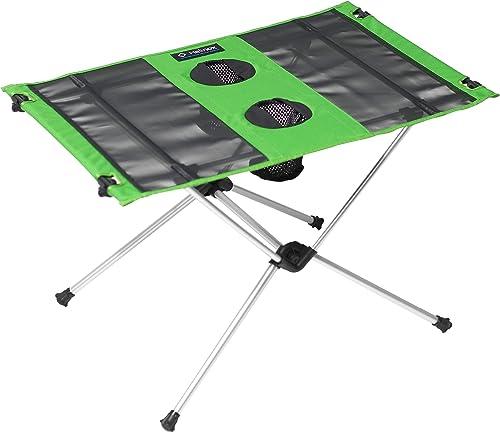 Helinox Table One – Légère, Pliable, Portable, Table de Camping en Plein air – Parfait pour Les randonnées – Peut contenir jusqu'à 50 kg
