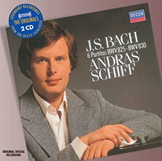 Bach, J.S.: 6 Partitas