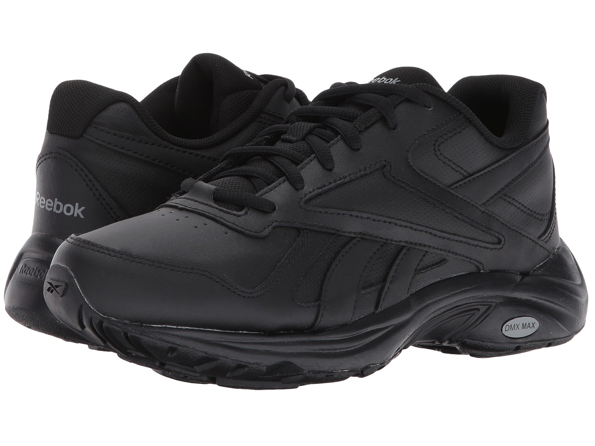 reebok womens dmx max walking shoes