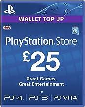 Sony PlayStation Network Card - £25 (PlayStation Vita/PS3) - [Edizione: Regno Unito]