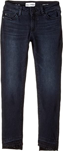 DL1961 Kids - Chloe Skinny Jeans in Ludlow (Big Kids)