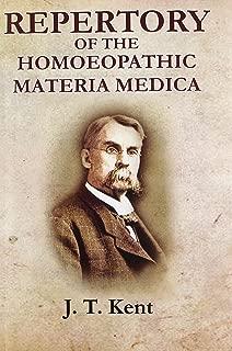 Best kent repertory homeopathic materia medica Reviews