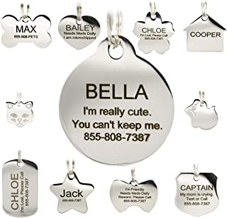 Best pawsitively pet tags Reviews