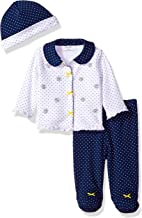 Little Me Baby Girls' Cardigan and Hat Set