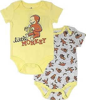 Infant Baby Boys' 2-Pack Bodysuit