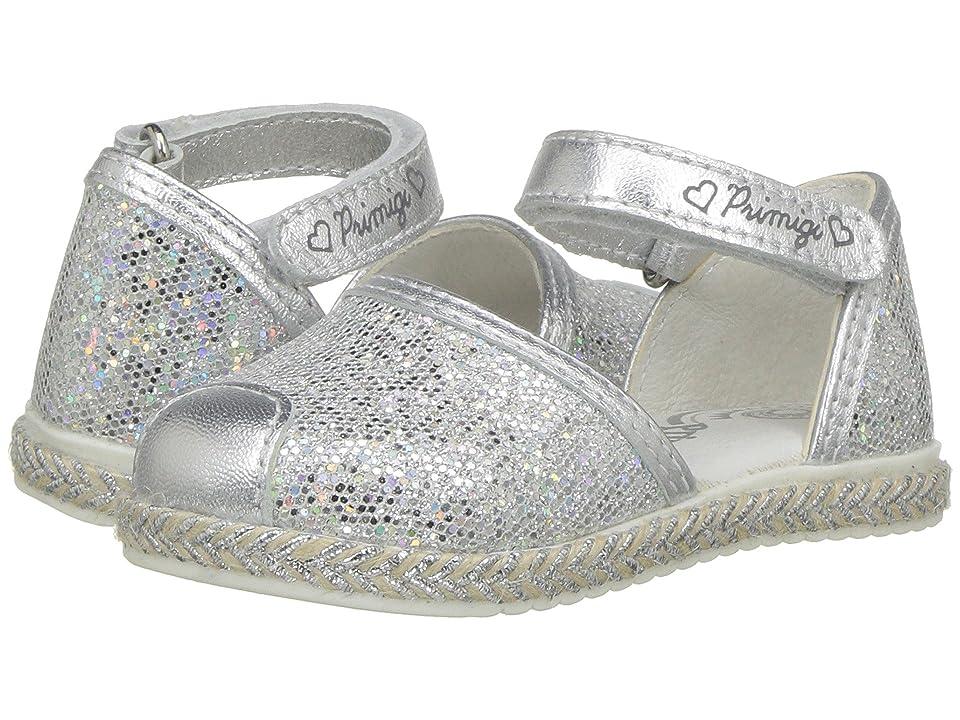 Primigi Kids PHS 14193 (Toddler) (Silver) Girl