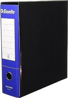 ESSELTE G73 ESSENTIALS Registratore - f.to commerciale dorso 8 cm - Blu - 390773050