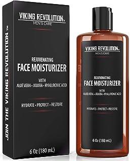 Mens Face Cream - Natural Face Moisturizer Cream for Men Skincare for Anti Wrinkle & Anti Aging Facial Cream for Men, Mens...
