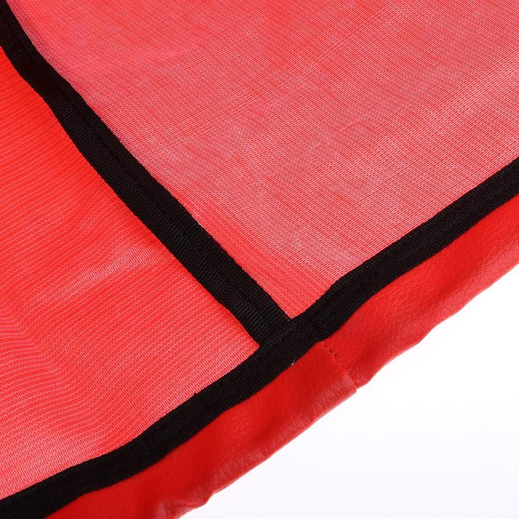 perfeclan Impermeable Funda para Asiento de Barco de Cuero Artificial para Protecci/ón de Asientos contra Lluvia Rayos UV