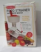 Back to Basics Food Strainer & Sauce Maker (Discontinued by Manufacturer)