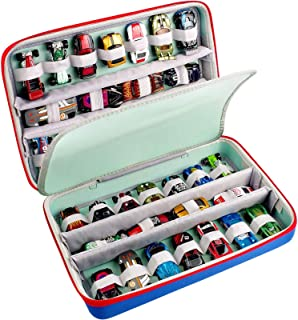 GWCASE Case Compatible with Hot Wheels Cars.Storage Carrying Organize Holder Fits for 36 Hotwheels Cars Pack.(Box Only)