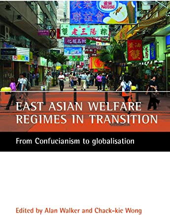 East Asian welfare regimes in transition
