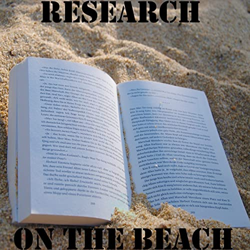 Research On The Beach by Study Concentration, Brain Study