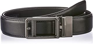 Buckle   1922 Men's 35 mm Sterling Smart Grip Leather Belt
