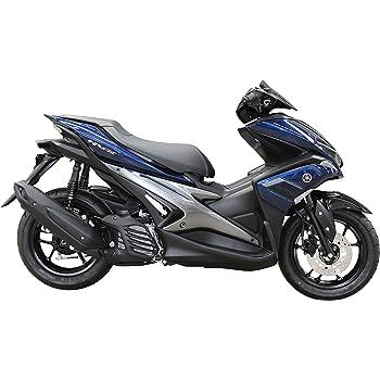 Yamaha Motor Vietnam Co,Ltd.(ヤマハ) NVX125 ブルー SOX24ヶ月保証 乗り出し価格 [並行輸入品]