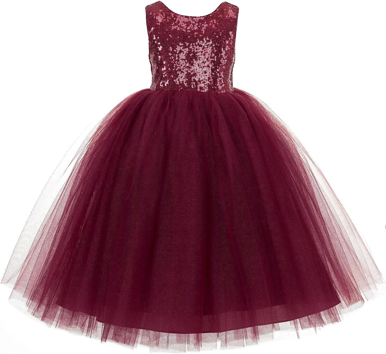 Vintage Corset Tutu Flower Girl Dress Novelty Wedding Tulle Reception 205