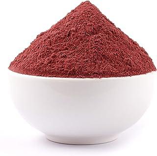 The Spice Lab No. 142 - Hibiscus Powder - Kosher Gluten-Free Non-GMO All Natural Spice - 1 lb Resealable Bag