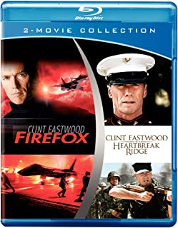 Two-Movie Collection: Firefox / Heartbreak Ridge