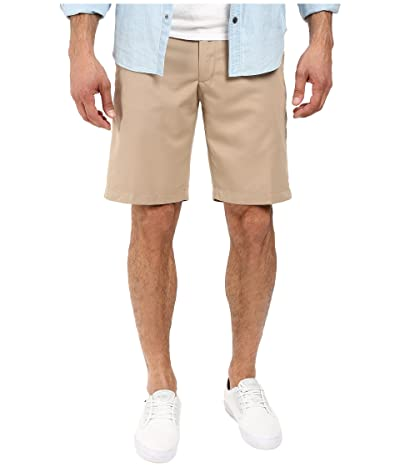Perry Ellis Portfolio Performance Shorts (Desert Khaki) Men