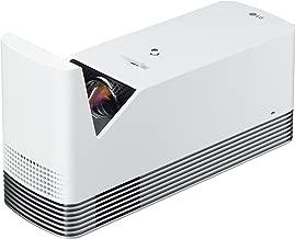 LG HF85JA Ultra Short Throw Laser Smart Home Theater CineBeam Projector (2017 Model - Class 1 laser product)