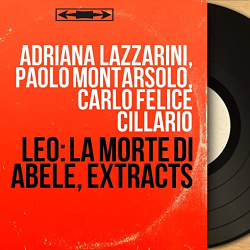Leo: La morte di Abele, Extracts (Stereo Version) de Paolo ...