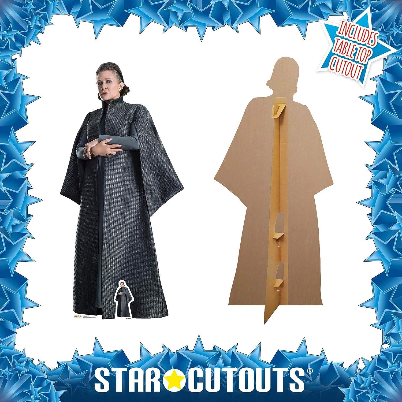 Star Cutouts Ltd Star Wars BB-9E The Last Jedi Silhouette en Carton Grandeur Nature 78 x 59 x 78 cm