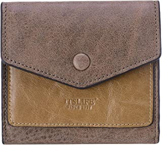 Small Leather Wallet for Women, RFID Blocking Women's Credit Card Holder Mini Bifold Purse Pocket