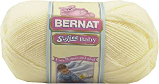 Softee Baby Yarn - Solids-Antique White
