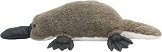 TAGLN Vivid Stuffed Animals Pillows Realistic The Platypus Lifelike Plush Toys Duckbill (17.7 Inch)