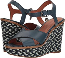 COACH - High Wedge Sandal