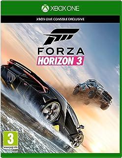 Microsoft Forza Horizon 3, Xbox One vídeo - Juego (Xbox One, Xbox One, Racing, Modo multijugador, E (para todos))