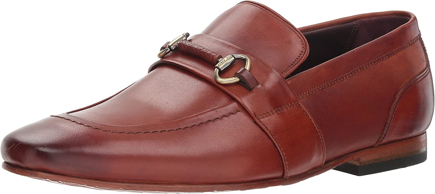 Ted Baker Hommes's DAISER Loafer, tan cuir, 13.5 M US