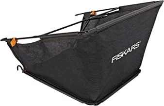 Fiskars Opvangzak voor de Fiskars-kooimaaier 'StaySharp Max', volume: 18 l, StaySharp, zwart/oranje, 1000592