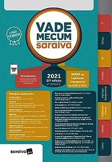 Vade Mecum 2021 Saraiva - Tradicional - 32ª Edição