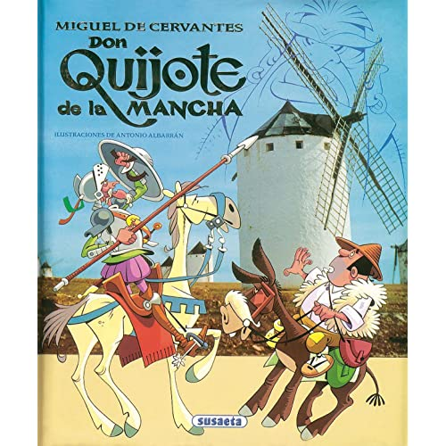 Don Quijote de la Mancha Libro: Amazon.es