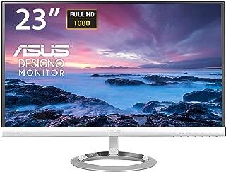 ASUS MX259H 25-Inch, Full HD 1920x1080 IPS, Audio by Bang & Olufsen ICEpower HDMI VGA Frameless Monitor (Renewed)