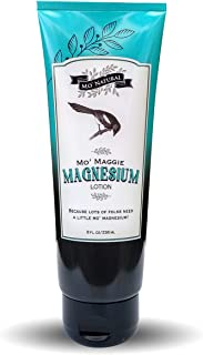 Mo' Maggie Magnesium Lotion - Highest Concentration of Genuine Zechstein Magnesium in a Lotion - Wholesome & Organic Opule...