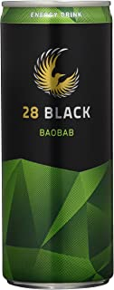 28 Black Baobab, 24er Pack, EINWEG 24 x 250 ml