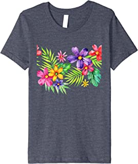 1b6997bcd2c Perfect Hawaiian Shirt Tropical Flowers Awesome Hawaii Print