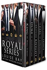 Royals Series: King of Wall Street, Duke of Manhattan, The British Knight, The Earl of London, Park Avenue Prince (English Edition) Format Kindle