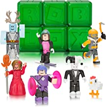Roblox Celebrity Collection - Series 4 Mystery Figure 6-Pack [Includes 6 Exclusive Virtual Items]