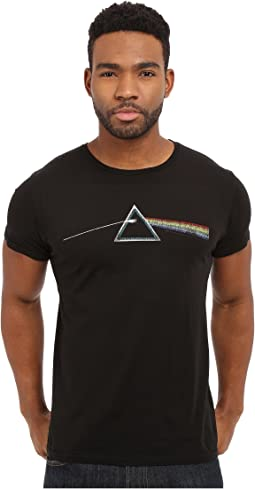 The Original Retro Brand - Vintage Cotton Short Sleeve Pink Floyd Tee