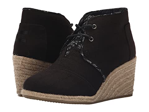 7fc18763a99f TOMS Desert Wedge at 6pm