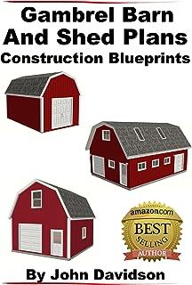 Best gambrel shed design Reviews