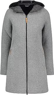 CMP Damen Mantel Woman Coat Fix Hood 38M3266