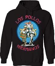 Breaking Bad Los Pollos Hermanos Deluxe Chicken Logo Premium Hooded Pullover Hoodie Sweatshirts