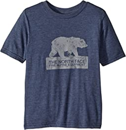 Short Sleeve Tri-Blend Tee (Little Kids/Big Kids)