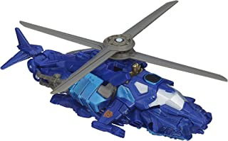 Transformers 4 Age of Extinction One Step Changer Action Figure Autobot Drift HELICOPTER